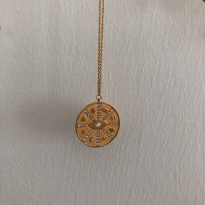 Anthropologie Jewelry - Anthropologie Evil Eye Necklace